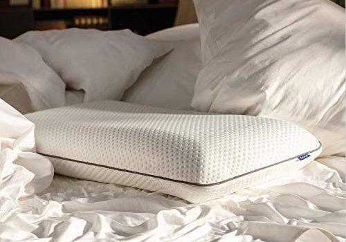 Top 4 des meilleurs oreillers à mémoire de forme