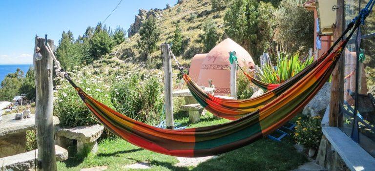 Les hébergements disponibles dans le territoire bolivien