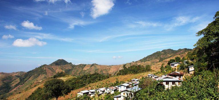 Les plus beaux et renversants paysages enjolivant le territoire birman