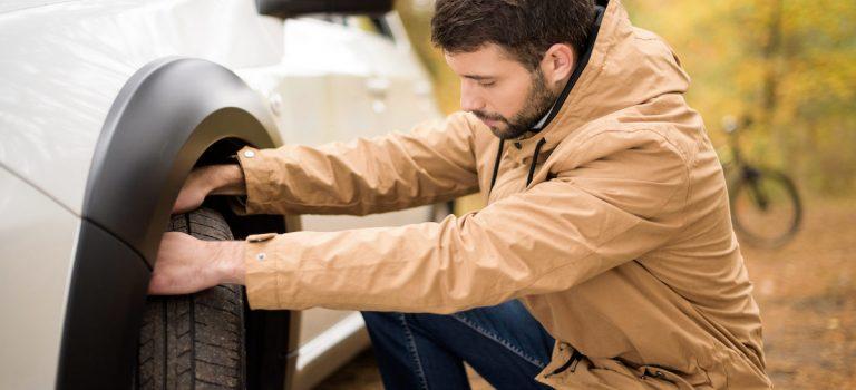 Etapes de préparation de la voiture sans permis pour l'hiver