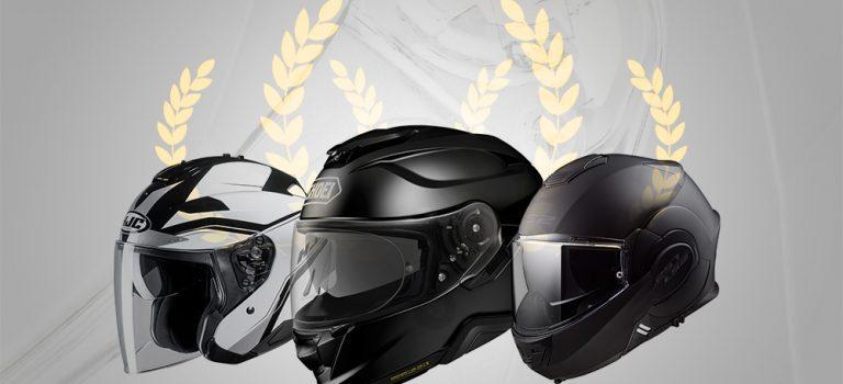 Comparatif casque moto haut de gamme